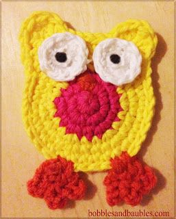 CROCHETED APPLIQUE PATTERNS - FREE PATTERNS
