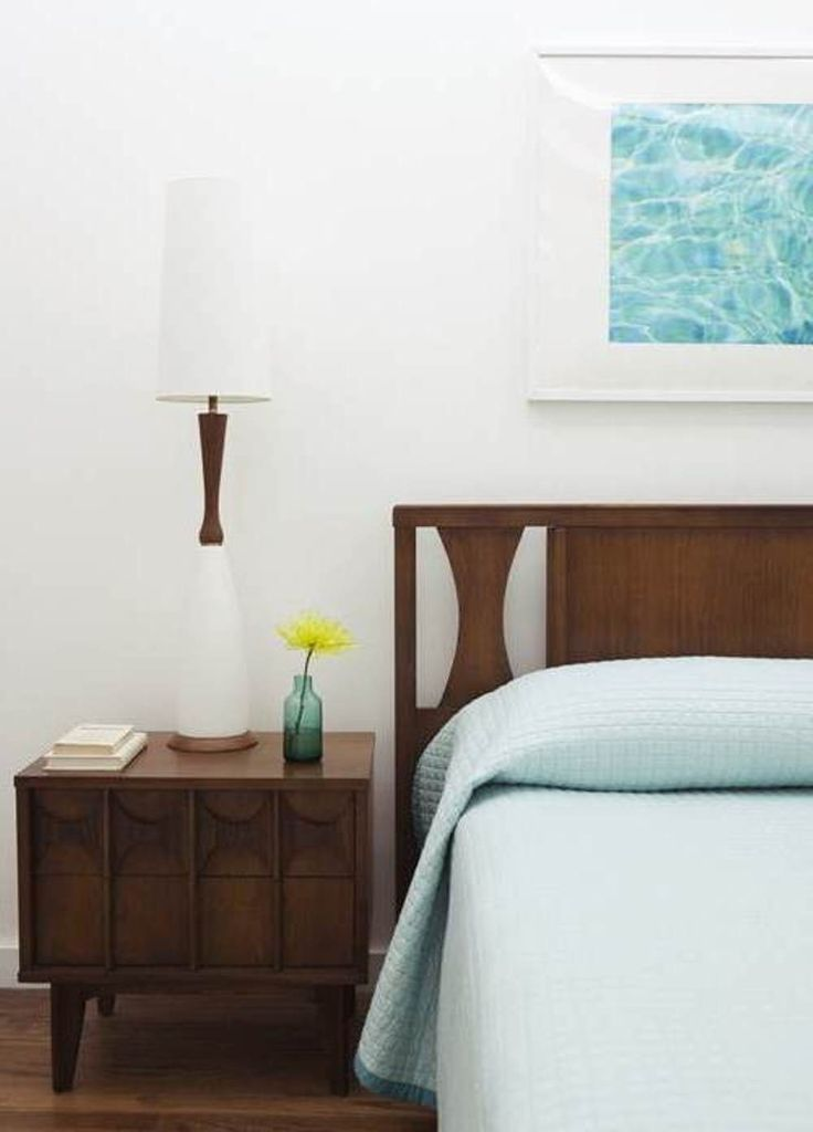 Gorgeous mid century modern bedroom furniture bedroom for Mid century bedroom furniture