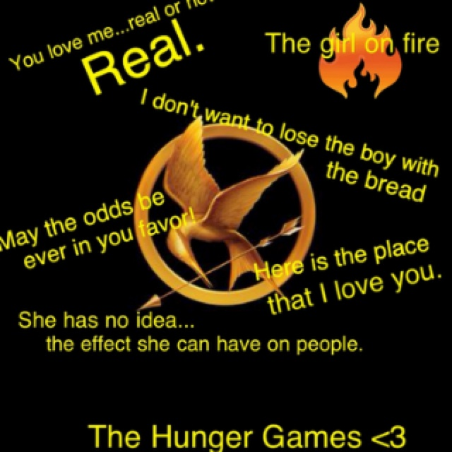 hunger games quotes goodreads quotesgram