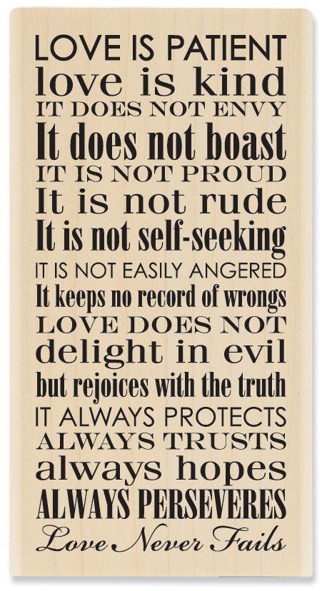Quotes About Love 1 Corinthians : Scripture Quotes Love 1 Corinthians 13 4. QuotesGram
