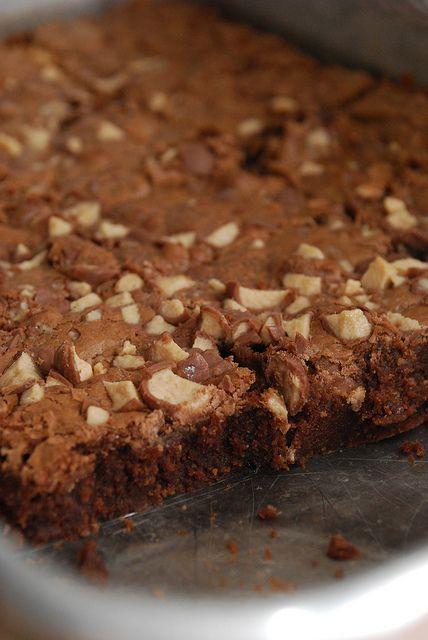 Whopper Brownies Recipe