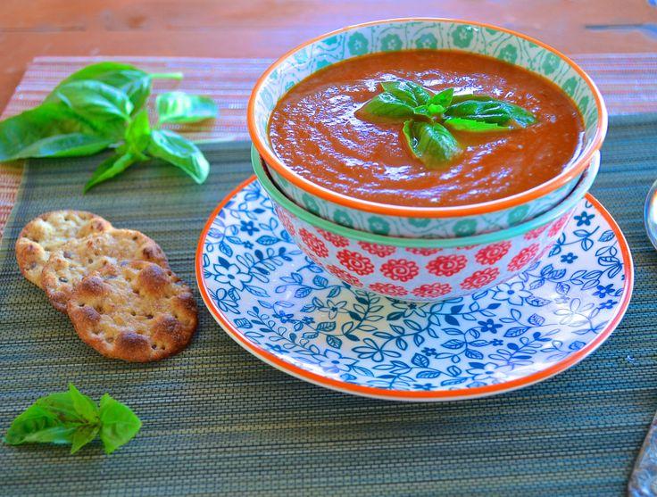 roasted eggplant soup recipe