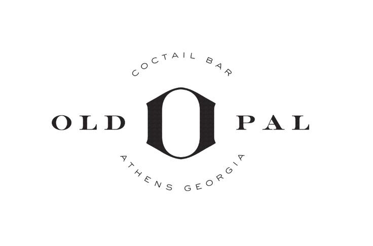 Old Pal Bar Branding   Rook   Pinterest