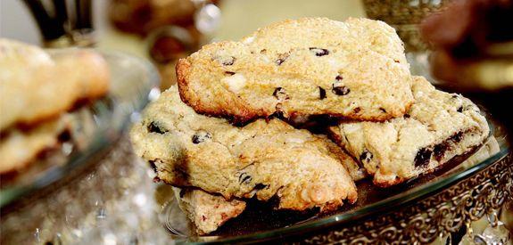 Mocha chip scones | Breakfast | Pinterest