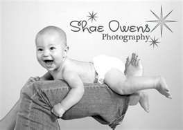 6 month baby picture idea