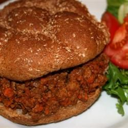 Healthier Sloppy Joes II Allrecipes.com | Recipe Collections | Pinter ...