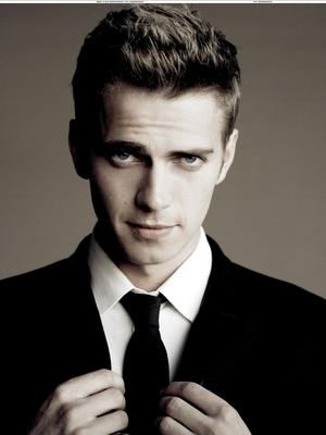 Hayden Christensen as Grayson.