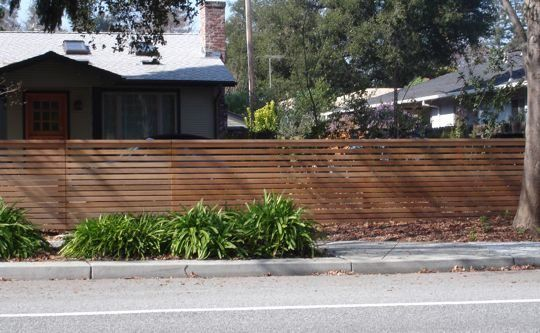 Look a cool fence for Cool fences