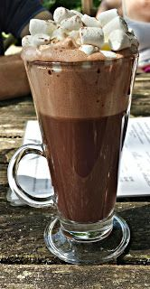 Delicious Hot Chocolate   Food & Drink   Pinterest