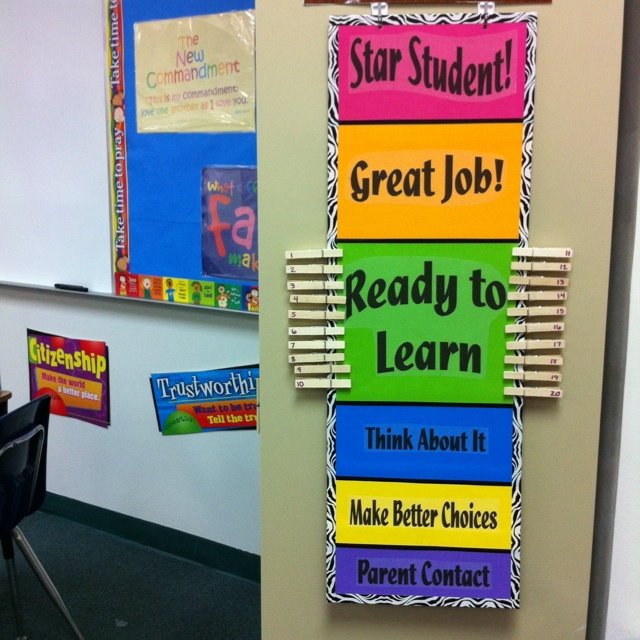 Classroom Management Ideas : Classroom management pinterest