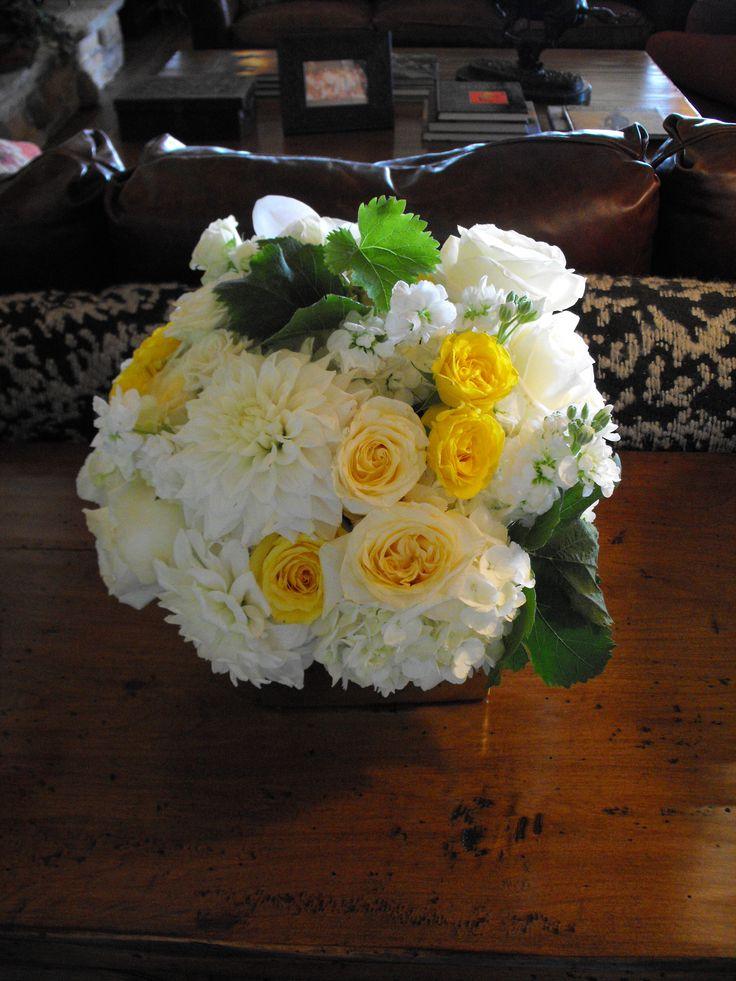 Table centerpieces 50th golden wedding anniversary pinterest