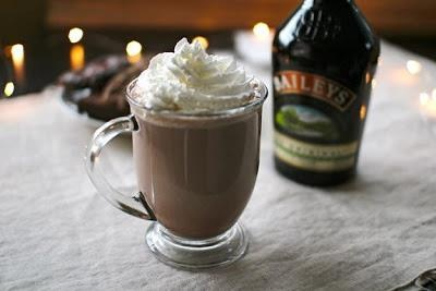 Liqueur 4 oz. hot chocolate Directions Pour Baileys and hot chocolate ...