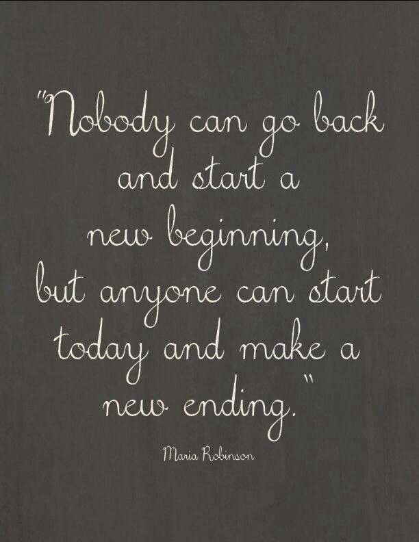 new beginning quotes pinterest
