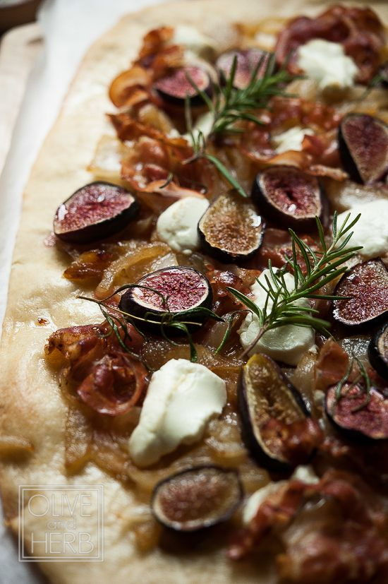 Planked Figs With Pancetta And Goat Cheese Recipes — Dishmaps