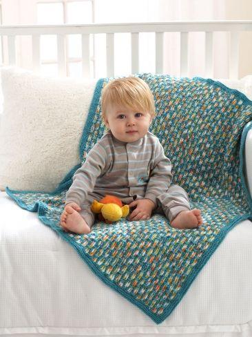 33 Free Baby Blanket Patterns | Knitting Women