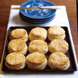 Hot Crusty Buttermilk Biscuits Recipe - Saveur.com
