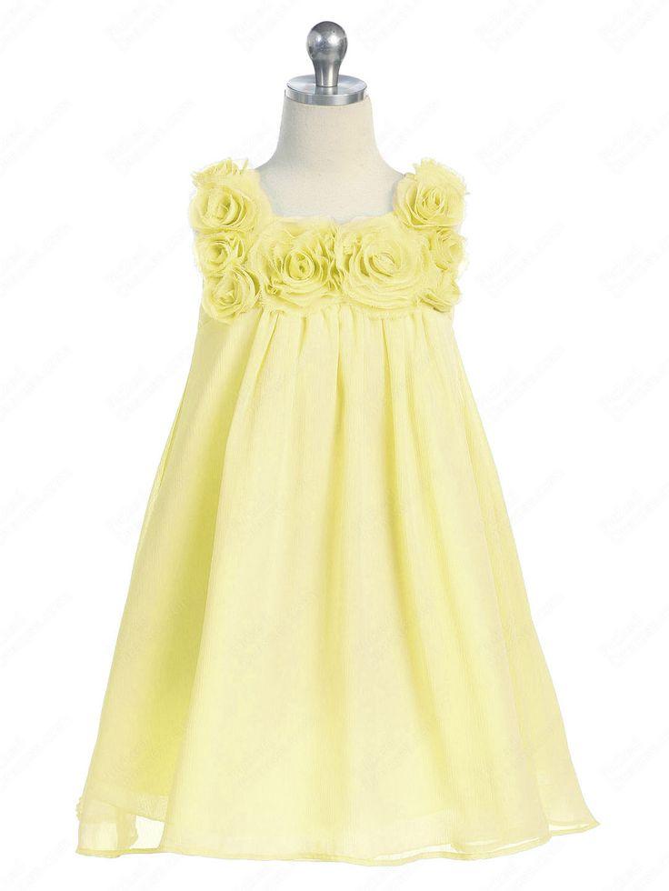 Wholesale Flower Girl Dresses 77