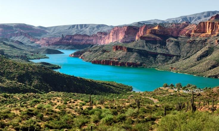 Apache lake arizona apache lake my favorite place to for Apache lake fishing