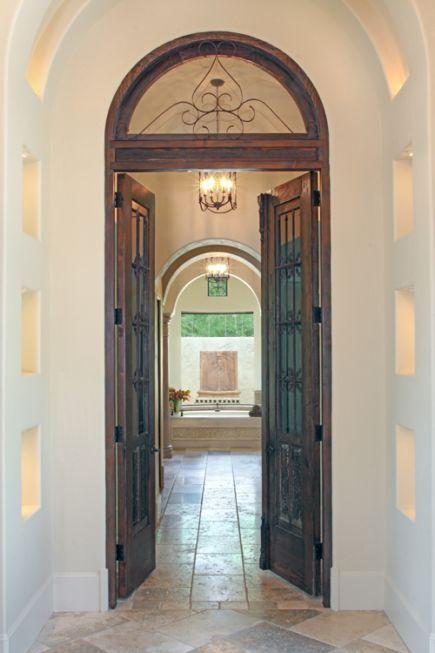 Gorgeous Bathroom Entry!