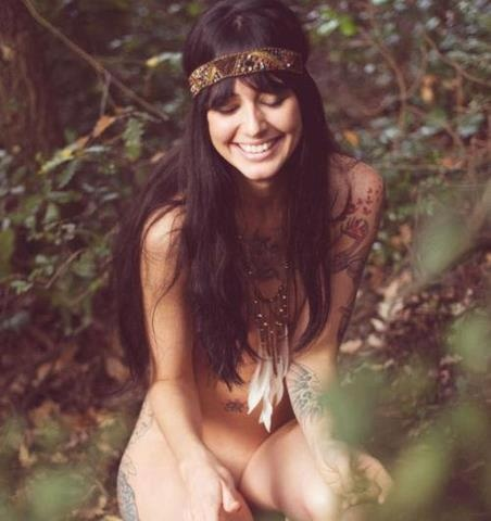 Hippy Girl   The Thrill   Pinterest