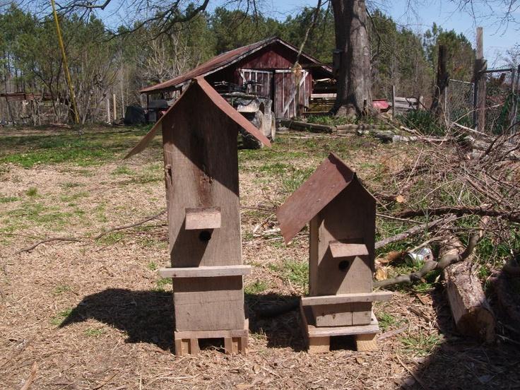 Barn wood bird houses graphic design logos pinterest - Old barn wood bird houses ...