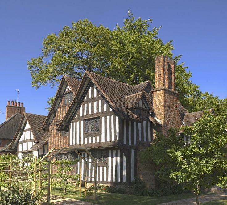 Tutor house exteriors european pinterest for Tutor house