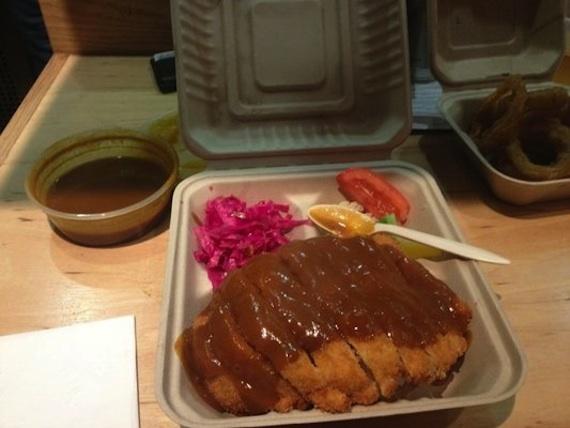 Kare-ken - Japanese Curry. Tenderloin | Big Eat/Drink SF | Pinterest