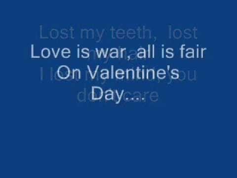 valentine day lyrics linkin