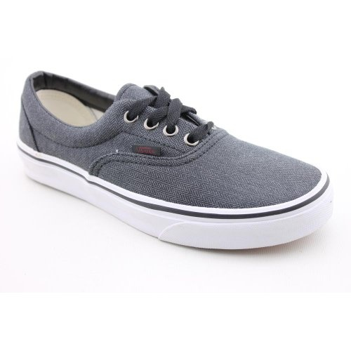 Vans Era Skate Athletic Sneakers Shoes Black Shoe Adds for your