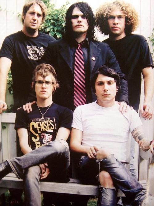 My Chemical Romance Bullets era | My Chemical Romance ...