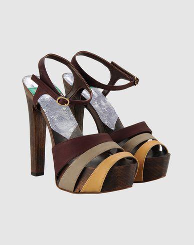 Mink vegan shoes Women - Footwear - Platform sandals Mink vegan shoes