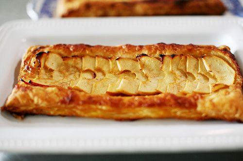 Quick and Easy Apple Tart   Recipe