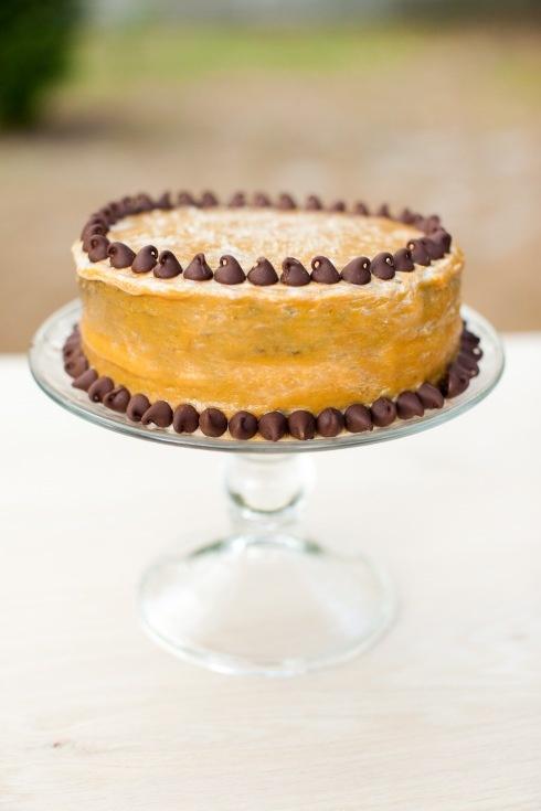 Salted caramel frosting | wedding - food | Pinterest