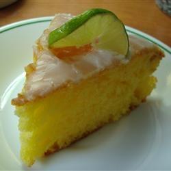 Key Lime Cake II | Recipe
