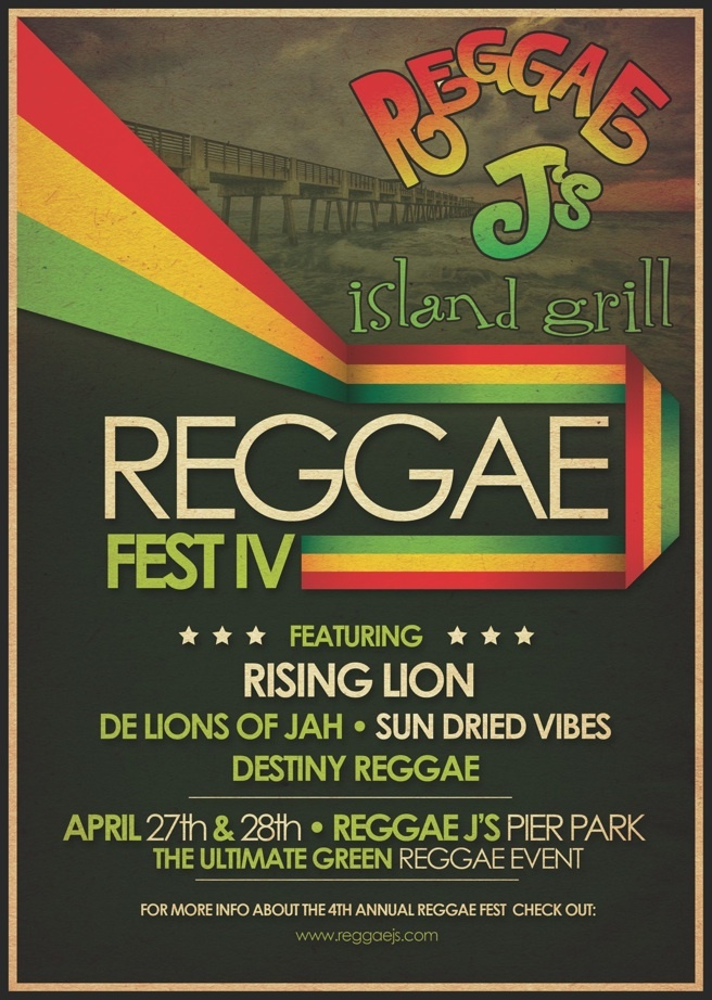 Panama City Beach Reggae Festival