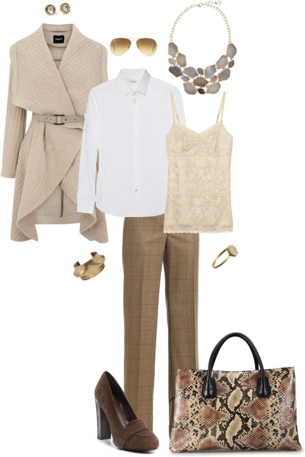 Style at any age by xiaozhi on Polyvore