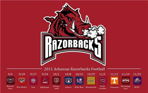 Hogs Schedule Wallpaper - Woooooooooo, Pig ! Sooie!