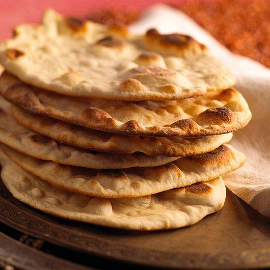 Naan Bread | Interesting Ethnic Food Ideas | Pinterest