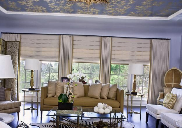 Living Room Window Treatment Ideas ...
