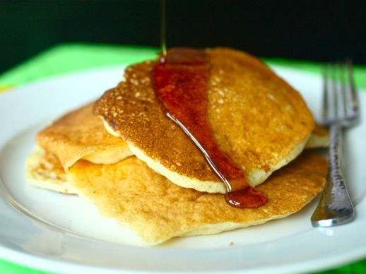 Light and Fluffy Pancakes | Recipe