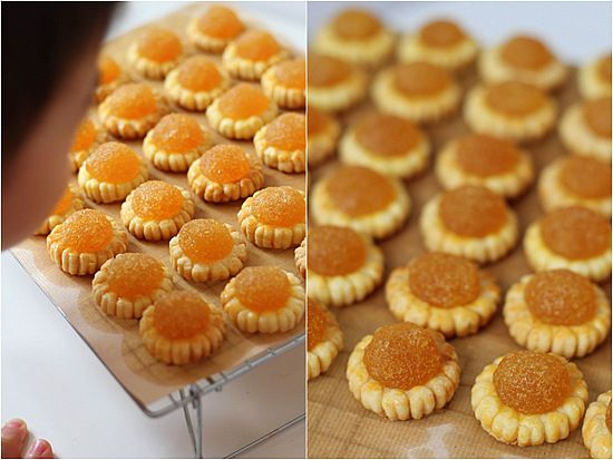 Pineapple Tarts | Recipes | Pinterest