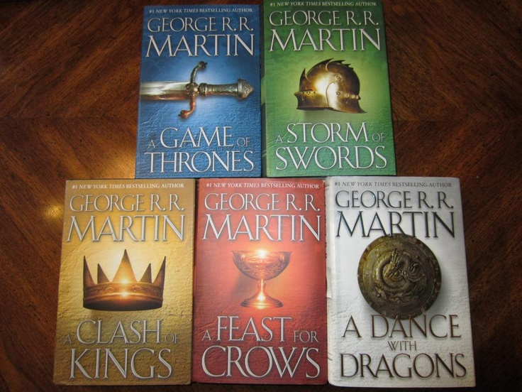 Book Review: Game of Thrones is like Dune in Middle Earth