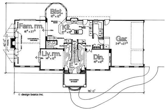 Georgian colonial house floor plan house plans pinterest for Georgian mansion floor plans