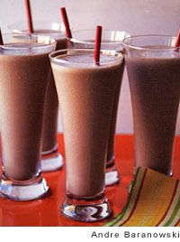 Mexican Chocolate Shake with Chipotle and Almond ( Classic Mexican ...