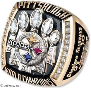 Super Bowl Xliii Ring Design