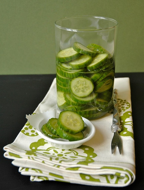Momofuku cucumber pickles | Food | Pinterest