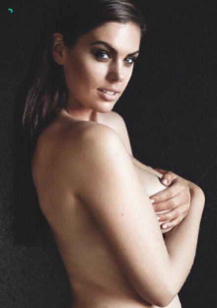 Samantha aufderheide nude