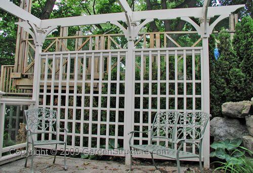 Garden Trellis Designs