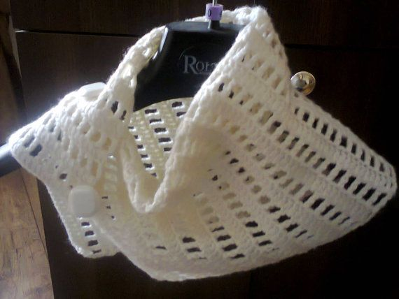 SALE White Knitted Scarf Handmade Scarf by AlovelyHandmade on Etsy   Handmade Knit Scarves For Sale