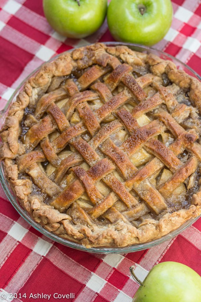 Grandma Ople's Apple Pie | Big Flavors From A Tiny Kitchen | Pinterest